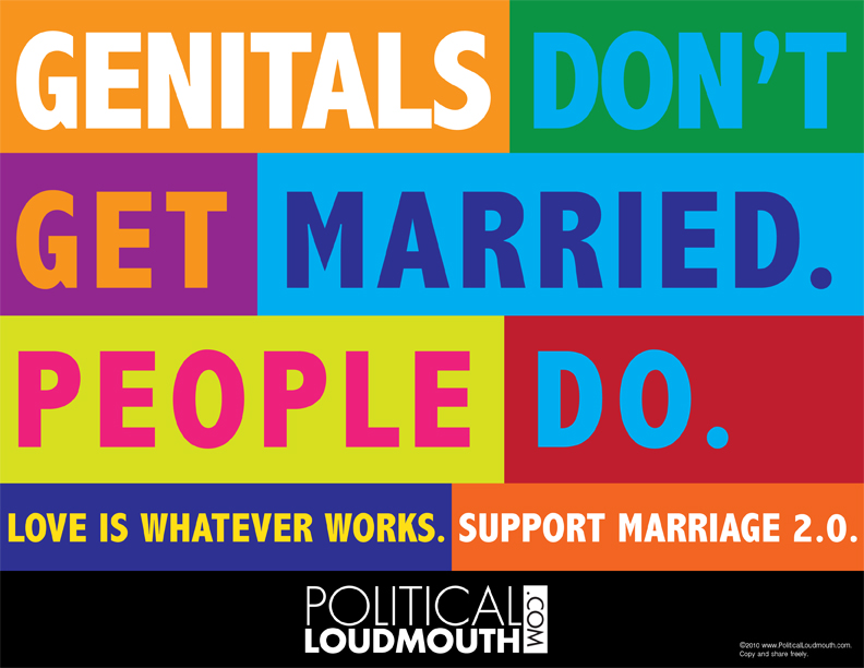 to legalize gay marriage How