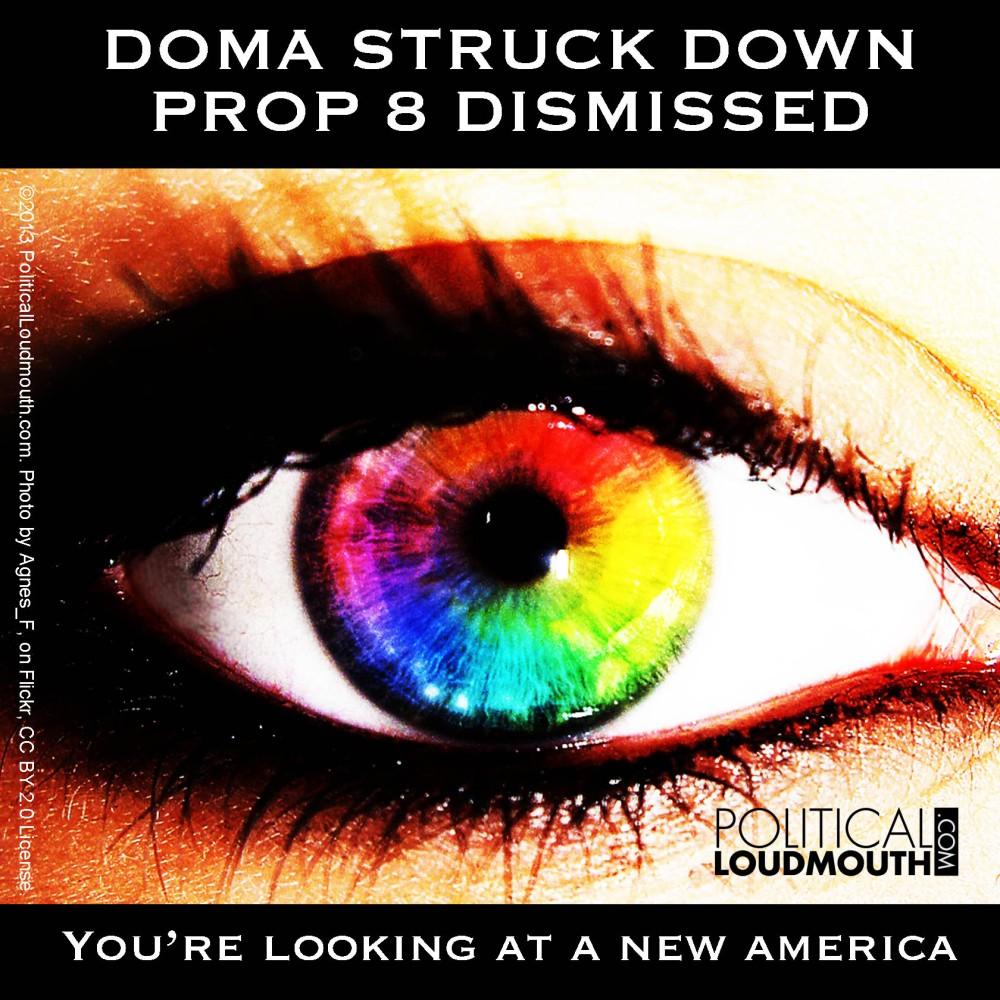 Gay DOMA - Prop 8  SCOTUS