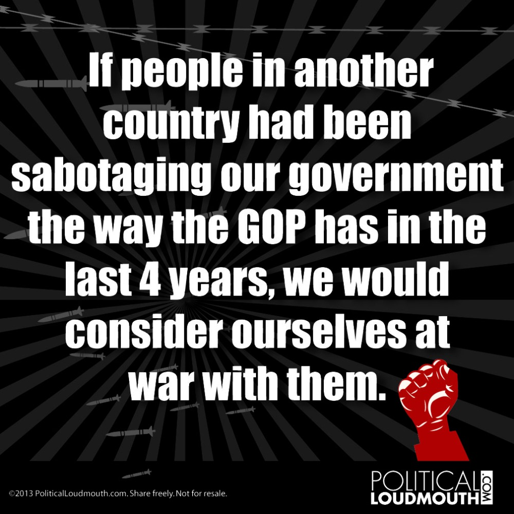 Sabotaging - War